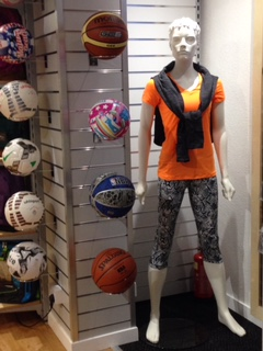 Balls at Weybridge Sports