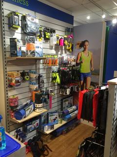 Fitness area at Weybridge Sports