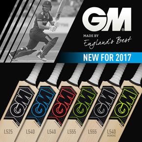 GM Cricket Bats 2017