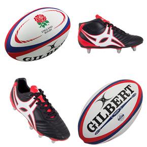 Gilbert rugby balls - Gilbert rugby boots