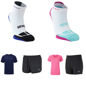 Ronhill clothing Hilly socks