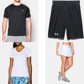 Under Armour sportswear