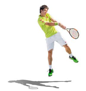 Wilson tennis Kei Nishikori