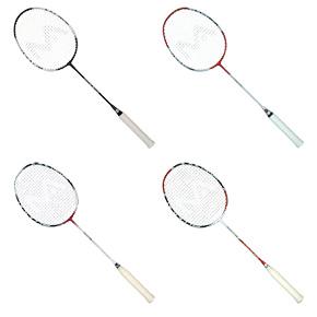 Mantis badminton rackets
