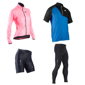 Sugoi cycling clothing