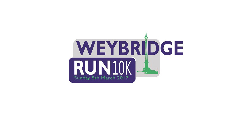 Asics Weybridge Sports 10K - Sunday 5th March 2017