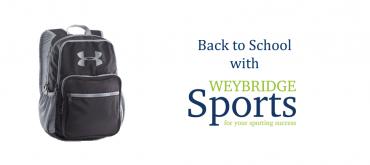 Back to school with Weybridge Sports