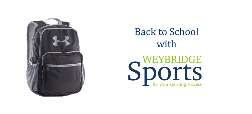 Back to school with Weybridge Sports
