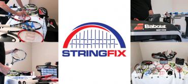Racket Stringing Service