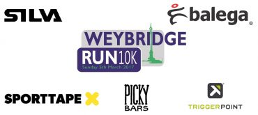 5K run and product try out at Weybridge Sports