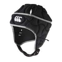Canterbury Club-Plus Headguard in Black