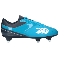 Canterbury Phoenix Rugby Boot 2017-18 in Blue and Black