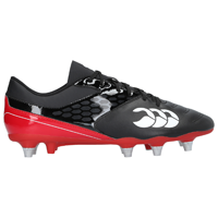 Canterbury Phoenix Rugby Boot 2017-18 in Black and Red