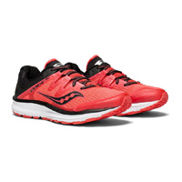 Saucony Guide ISO - Women - ViZiRed-Black