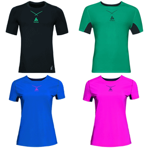 Odlo Ceramicool baselayer shirts
