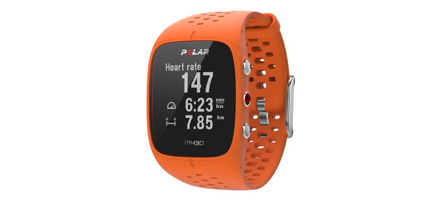 Polar M430 running watch at Weybridge Sports