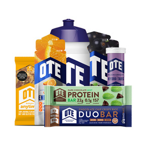 OTE Sport Nutrition Products